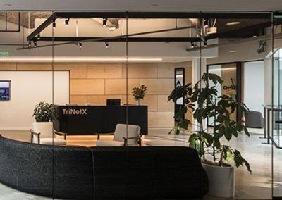 TriNetX Office